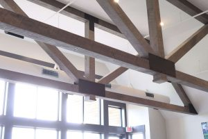White Eagle Golf Course Project - Beams