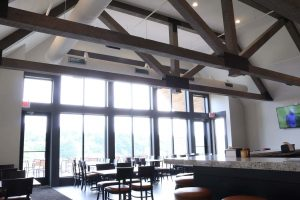 White Eagle Golf Course Project - Ceiling View