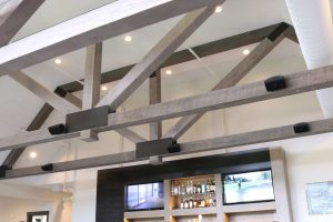 White Eagle Golf Course Project - Beams Featured