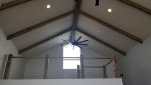 Barnwood Ceiling Beams
