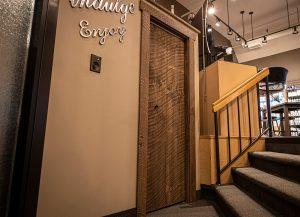 Salon Ultimo Project - Bifold Door