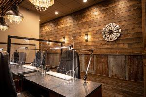 Salon Ultimo Project - Manicure Station
