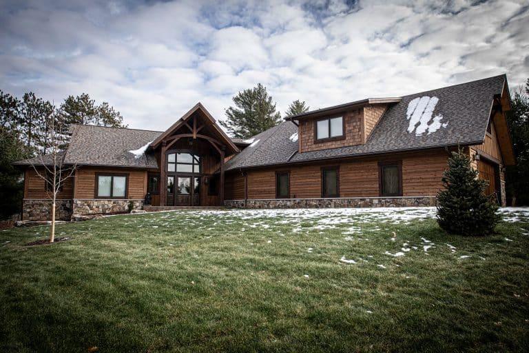 Gage Lodge Exterior
