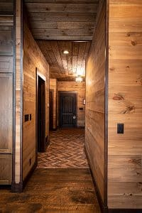 Gage Project - Hallway