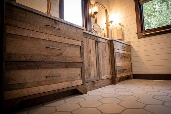 Gage Project - Bathroom Vanity