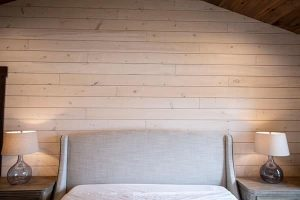 Gage Project - White Shiplap